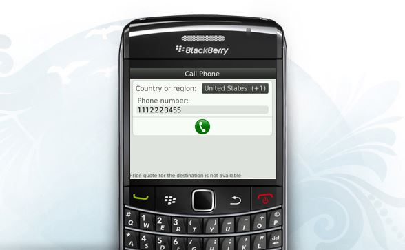 blackberry chat rooms phone
