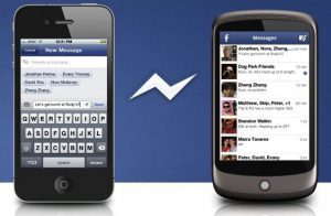 facebook messenger for iphone and android