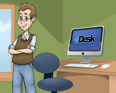 why to work on odesk