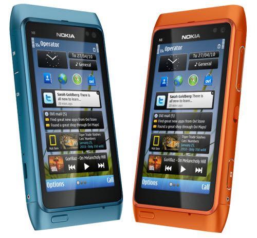 Nokia N8 best camera mobile phone