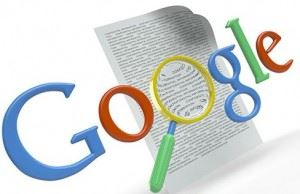 Get indexed in google