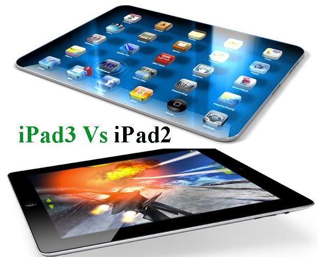 ipad2 vs ipad3