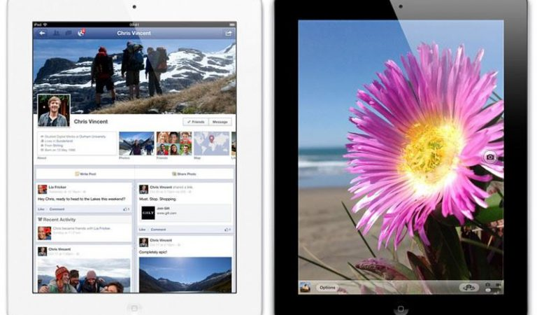 Difference between ipad 3 and ipad 4