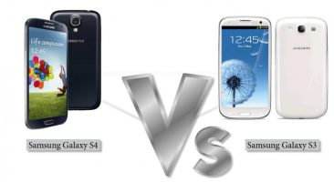 samsung galaxy s3 vs s4