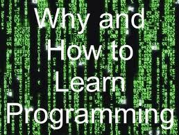 How to get started in programming