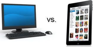 Desktop Pc Vs Tablet