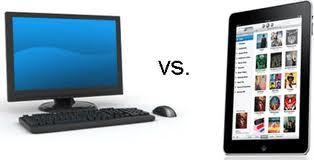 Desktop Pc Vs Tablet