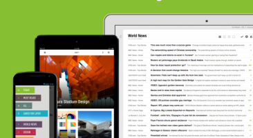 Feedly - Google Reader Replacement