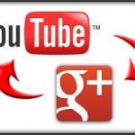 Youtube and google plus comment integration