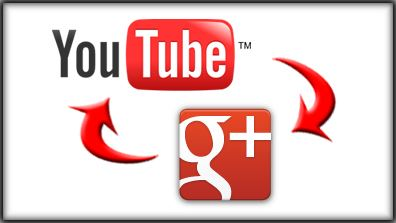 Comments on Youtube can be posted from Google Plus