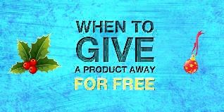 How a free product market your business