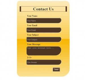 Developing contact form - Php Urdu Tutorial Video