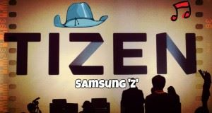 TIZEN with samsung Z