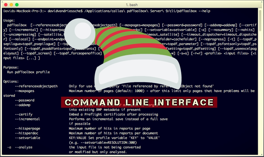 Advantages and disadvantages of command line interface (CLI)