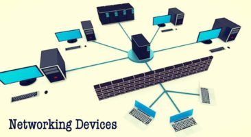 Types of networking devices