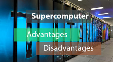Advantages and disadvantages of supercomputers