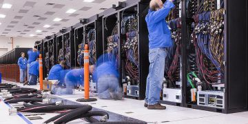Supercomputer picture