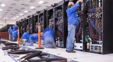 Supercomputer picture