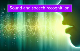 sound and speech interface