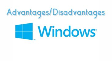 Pros and cons of windows operating system