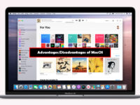 Pros and cons of mac operating system