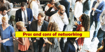 Benefits of networking