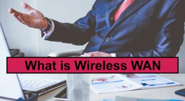 Wireless WAN