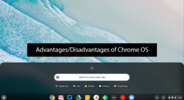 Features of Chrome OS