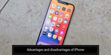 Pros and cons of iPhone