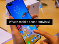 What is mobile phone antivirus