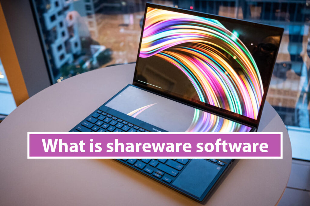 What is shareware software and Types of shareware software