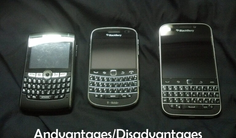 Pros and cons of blackberry operating system