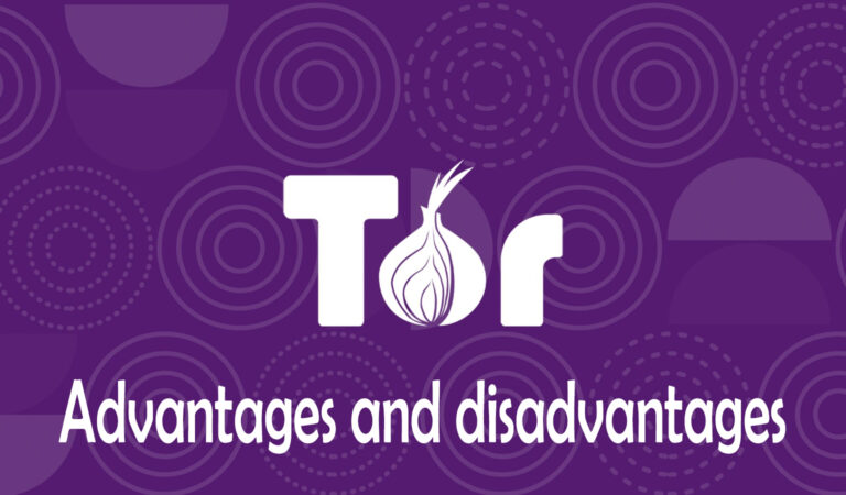 Benefits of tor browser